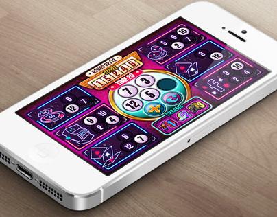 Bingo Scratch / Diseño UI/UX