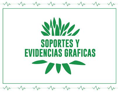 SOPORTES Y EVIDENCIAS GRAFICAS