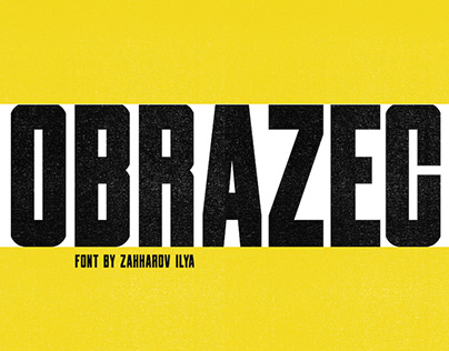 OBRAZEC - FREE INDUSTRIAL SANS SERIF