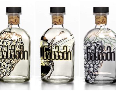 "Vodka ""Nasvami"""
