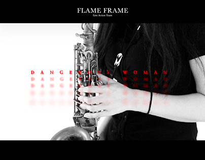 FLAME FRAME_서자현_DANGEROUS WOMAN