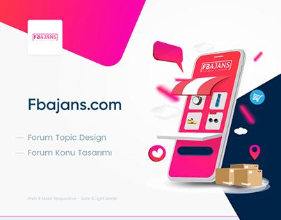 FBAJANS Topic Design