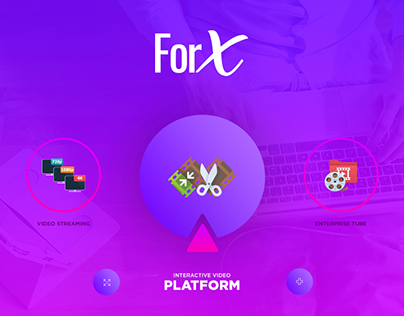 ForX - Video Streaming Platform