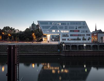 Modern law office - Interior Design by Jutta Hillen