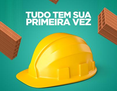 CAMPANHA DE SEGURANÇA NO TRABALHO MUZA CONSTRUTORA