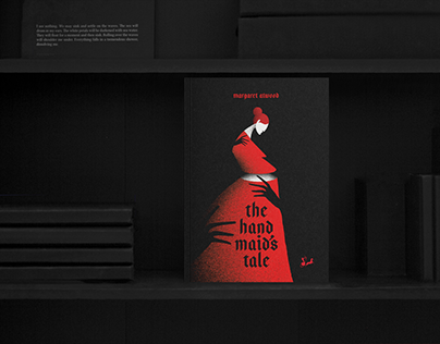 The Handmaid's Tale l Book Cover