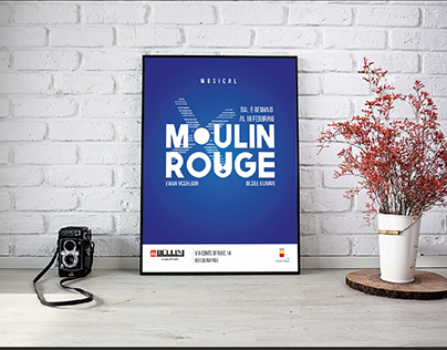 Poster Moulin Rouge
