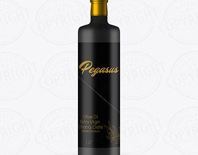 """These are designs for """"Pegasus - Olive Oil"""""""