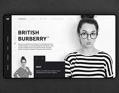 Fashion Website | Figma