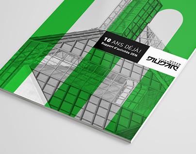 Mudam annual report