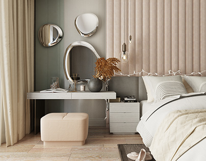YOUNG GIRL ROOM DESIGN