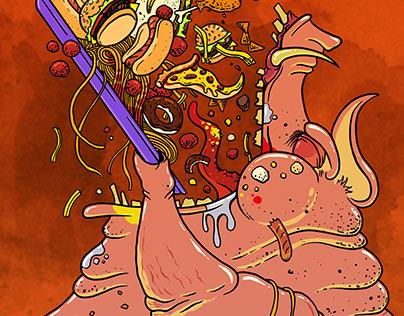 Vice & Virtue: Gluttony vs Temperance