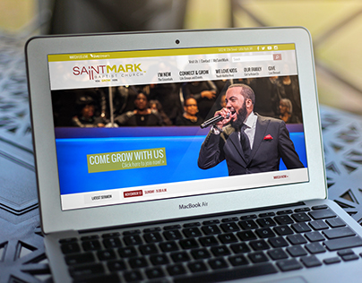 Saint Mark Baptist Church Website