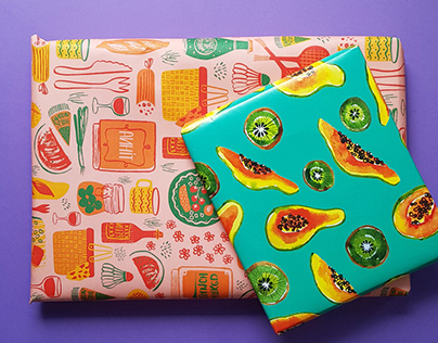 Carturesti - Gift Wrapping Paper
