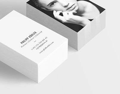 business cards – philipp koehler photography