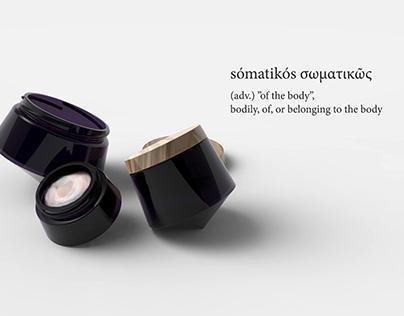 SÓMATIKÓS - beauty branding