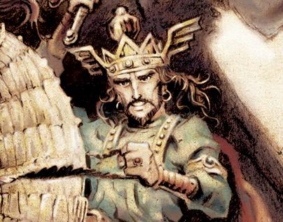 Ardesheer (Persian King)