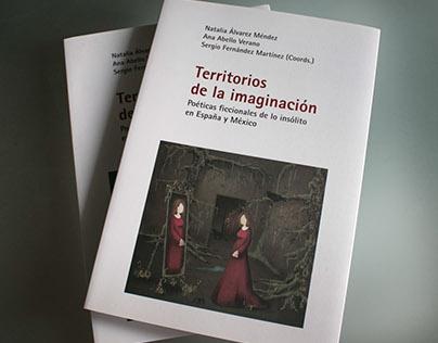 """Ilustración para """"Territorios de la  imaginación"""""""