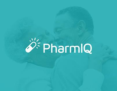 PharmIQ - Pharmacy Brand Identity