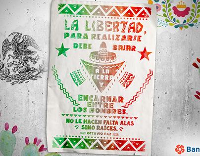 Fiestas Patrias Banamex / Facebook