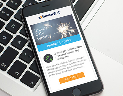 SimilarWeb Newsletter