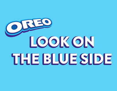 Look On The Blue Side