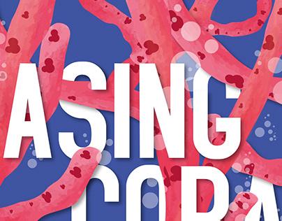 #ChasingCoral / Take Action Poster