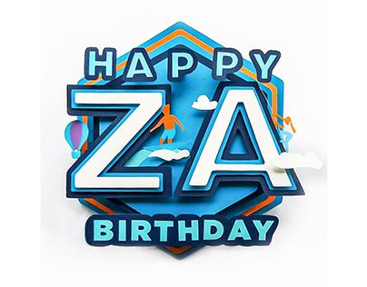 ZA CHALLENGE - Paper Craft