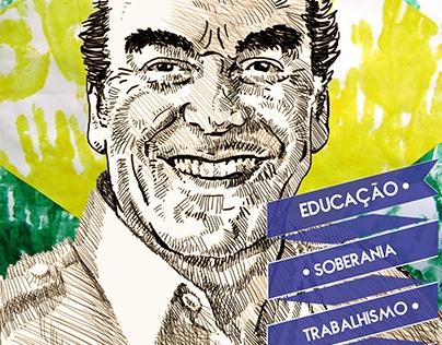 Campanha Brizola - PDT
