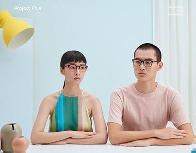 Fashion Glasses   Web Design   Ecommerce