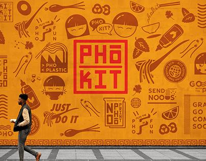 Pho-Kit Branding