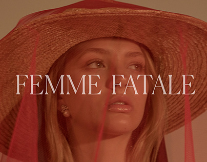 Femme Fatale | Editorial Photography