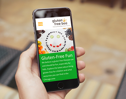 Gluten Free Bee Website