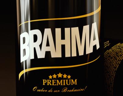 Brahma Premium @ Case de Estudo