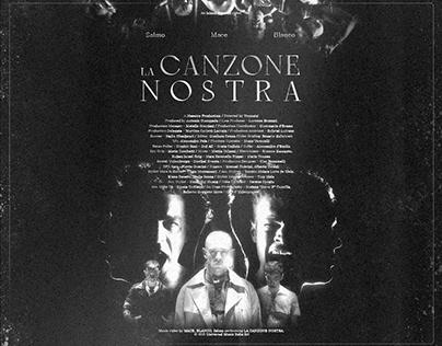 La Canzone Nostra    Salmo, Mace, Blanco Artwork