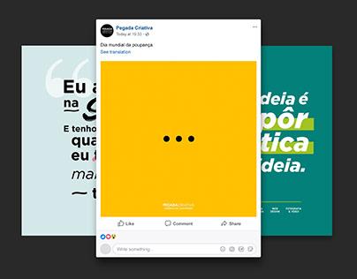Auto-promoção | Facebook