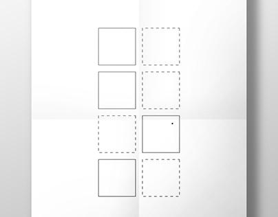 Carteles minimalistas cine y series
