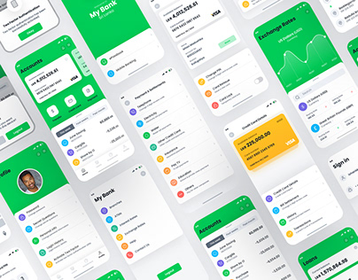 Mobile Banking App - iOS