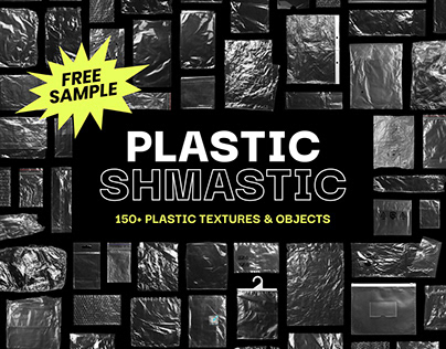 [Free] Plastic Shmastic - Textures & Objects Bundle