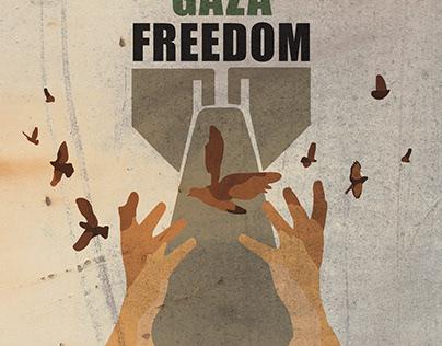 GAZA FREEDOM - İllustration
