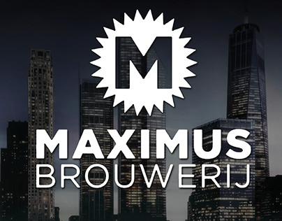 school project for maximus brouwerij