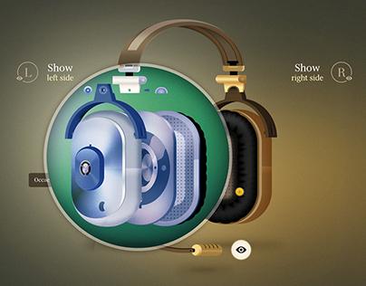 SAS Headphones