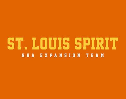 St. Louis Spirit NBA Expansion Team