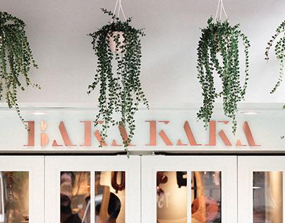 BAKA KAKA | Brand Identity
