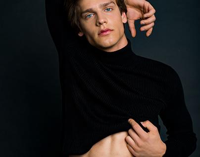 Model Alfonso Gambino by me