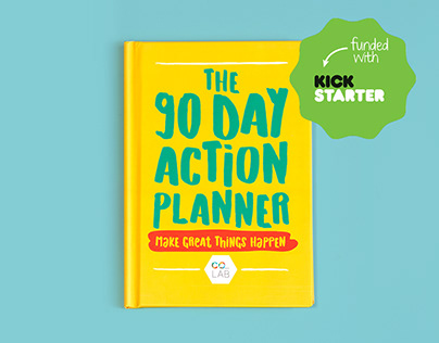The 90 Day Action Planner