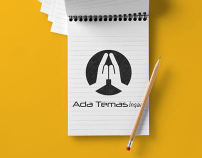 Ada Temas İnşaat Web & Logo