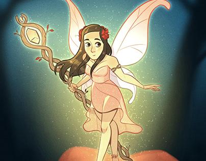 Fairy. 2019