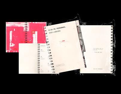 Morfología - Libro objeto