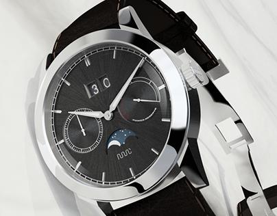 Moon Power Big Date | MMC Watches